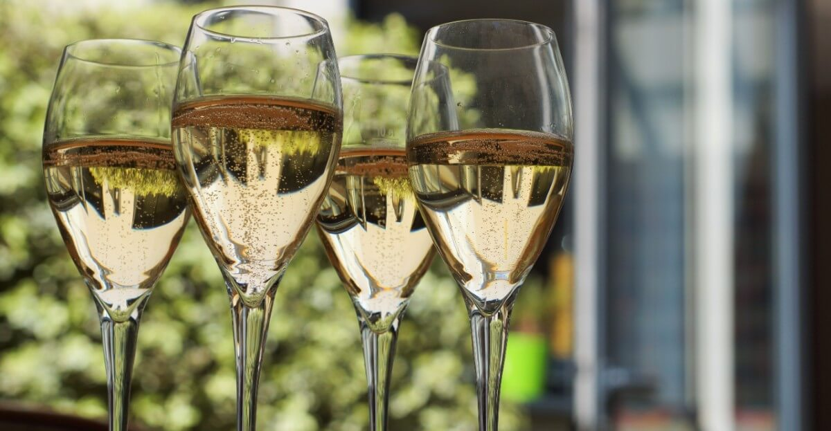 Chaine Virtual Champagne Tasting National Event