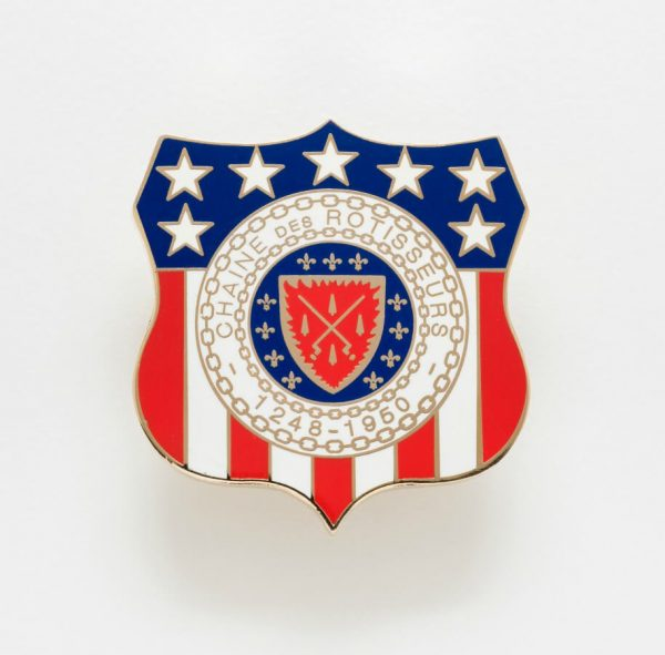 Chaine-USA-American-Shield-Pin