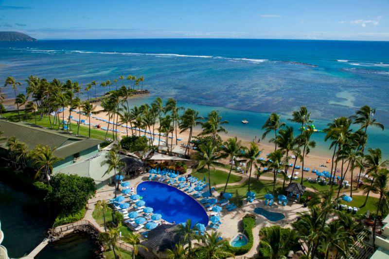 Chaine Hawaii Assemblage – Honolulu