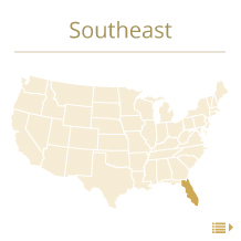map-southeast