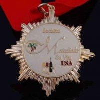 Mondiale Medal Gold Medal