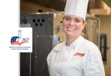 Chef Jennifer Denlinger