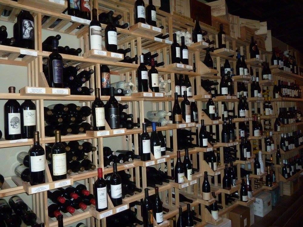 Newport-Beach-wine-cellar